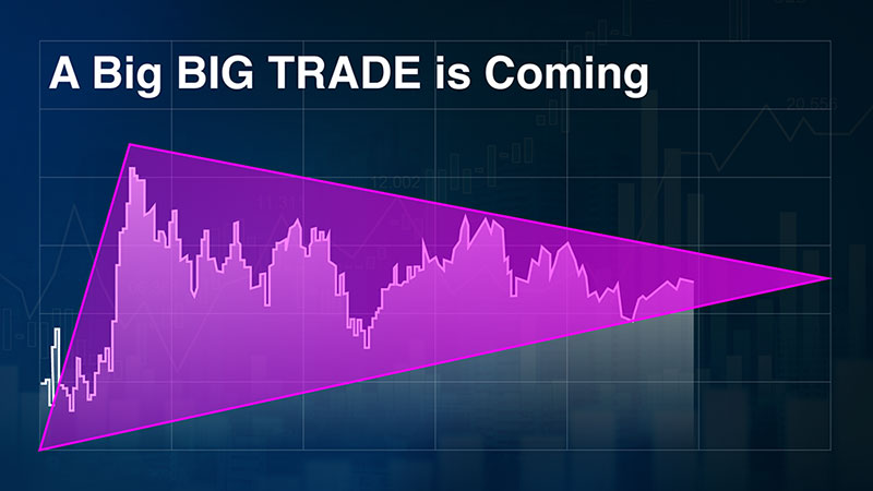 A big trade is coming